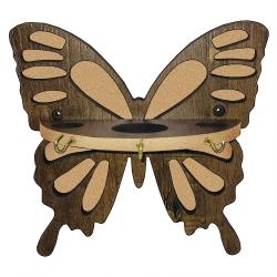 جاکلیدی طرح پروانه مدل BTNX185-4