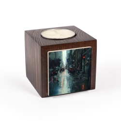 جاشمعی چوبی بیندو مدل JSHBD112
