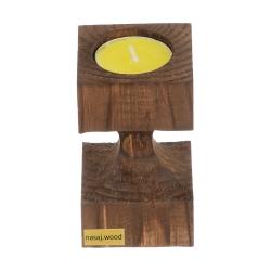 جاشمعی چوبی نساج وود کد A15