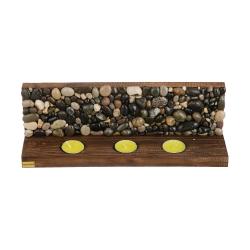جاشمعی چوبی نساج وود کد A6