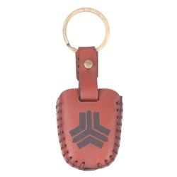 جاسوئیچی خودرو چرم ماکان کد ct-02 مناسب برای پراید