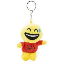جاسوئیچی عروسکی طرح خنده مدل Laughter Emoji