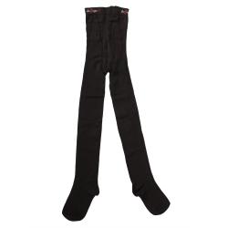جوراب شلواری دخترانه مدل ساده رنگ قهوه ای                     غیر اصل