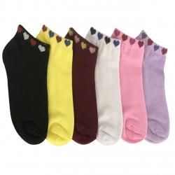 جوراب زنانه گی دُلان مدل  KHASS54 مجموعه 6 عددی