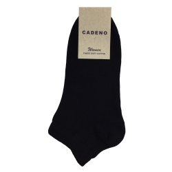 جوراب زنانه کادنو کد CAM1001 رنگ مشکی