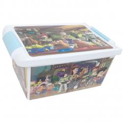 جعبه اسباب بازی کودک طرح داستان اسباب بازیها کد LA 11