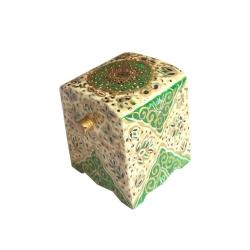 جعبه جواهرات استخوانی مدل F003