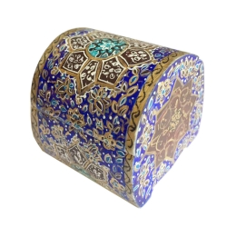 جعبه جواهرات استخوانی مدل N007