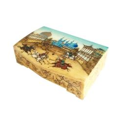 جعبه جواهرات استخوانیمدل K006