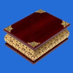 جعبه جواهرات مدل سلطنتی کد NG9244