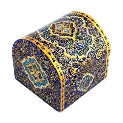 جعبه جواهرات سعید آرا طرح تذهیب مدل میشا کد M