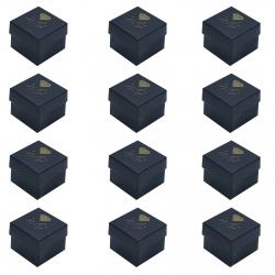 جعبه جواهرات تهران استور مدل BX-01 بسته 12 عددی