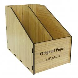 جعبه نگهدارنده کاغذ اوریگامی کد 41