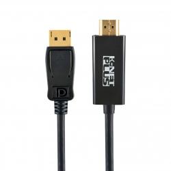 کابل DISPLAYPORT به HDMI کی نت پلاس مدل KP-C2105 طول 1.8متر