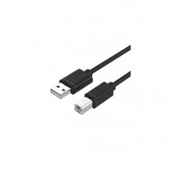 کابل USB پرینتر یونیتک مدل Y-C430GBK طول 1 متر