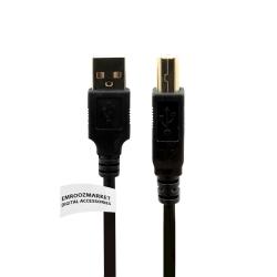 کابل پرینتر USB 2.0 امروزمارکت مدل EM27A02 طول 5 متر