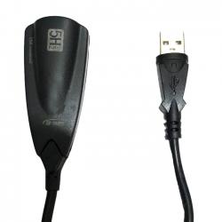 کابل تبدیل USB به جک 3.5 میلی متری دی نت مدل D-5H