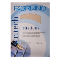 کاغذ فابریانو مدل Rusticus Sabbia  سایز A4 بسته 50 عددی