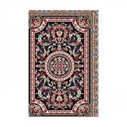 کاغذ کادو مدل فرش ایرانی  کد 215 بسته 10 عددی