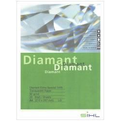 کاغذ کالک A4 سیل مدل دیاموند کد 92 بسته 20 عددی