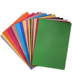 کاغذ رنگی 18 رنگ کلیپس
