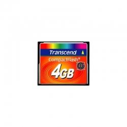 کارت حافظه CF ترنسند مدل TS4GCF133 کلاس 2 استاندارد U1 سرعت 33Mbps ظرفیت 4 گیگابایت