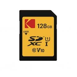 کارت حافظه SDXC کداک مدل Premium کلاس 10 استاندارد UHS-I U1 سرعت 85MBps ظرفیت 128 گیگابایت