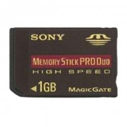 کارت حافظه Stick PRO DUO سونی مدل HX کلاس 2 استاندارد HG سرعت 60MBps ظرفیت 1 گیگابایت