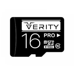 کارت حافظه microSDHC وریتی مدل Pro کلاس 10 استاندارد UHS-I سرعت 30MBps ظرفیت 16 گیگابایت