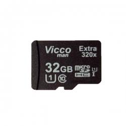 کارت حافظه microSDHC ویکو من مدل Extre 320X کلاس 10 استاندارد UHS-I U1 سرعت 80MBps ظرفیت 32 گیگابایت