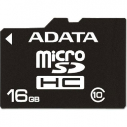 کارت حافظه میکرو اس دی ای دیتا 16 گیگابایت کلاس 10