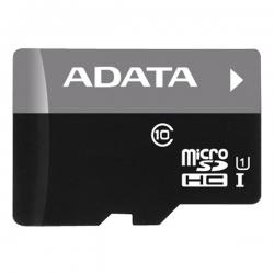 کارت حافظه microSDHC ای دیتا مدل Premier کلاس 10 استاندارد UHS-I U1 سرعت 30MBps ظرفیت 32 گیگابایت