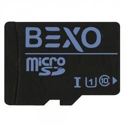 کارت حافظه microSDHC بکسو مدل 300X کلاس 10 استاندارد UHS-I U1 سرعت 80MBps ظرفیت 16 گیگابایت