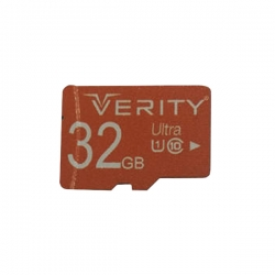 کارت حافظه microSDHC وریتی مدل 633x کلاس 10 استاندارد UHS-I U1 سرعت 95MBps ظرفیت 32 گیگابایت
