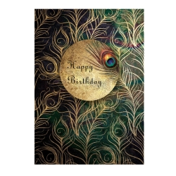 کارت پستال کاف پستال طرح تبریک تولد کد Kaf_1001
