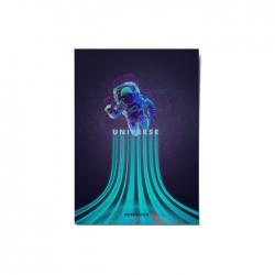 کارت پستال ماسا دیزاین طرح فضانورد کد postv21