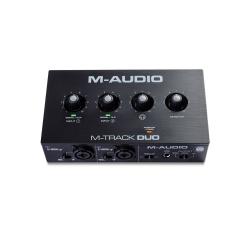 کارت صدا استودیو ام-آدیو مدل M-TRACK DUO