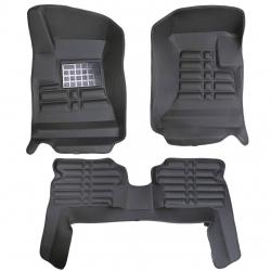 کفپوش سه بعدی خودرو مدل AM مناسب برای کاپرا