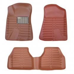 کفپوش سه بعدی خودرو مدل LS مناسب برای سمند