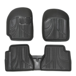 کفپوش سه بعدی خودرو پانیذ  مدل MP مناسب برای پراید 132