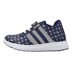 کفش مخصوص پیاده روی پسرانه مدل پانیذ کد 8514                     غیر اصل