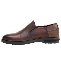 کفش  مردانه فری مود کد 1823 رنگ قهوه ای