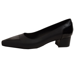 کفش زنانه چرم مغان مدل 3752