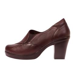 کفش زنانه روشن مدل گلشن کد 02