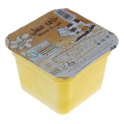خامه عسلی دامداران مقدار 100 گرم