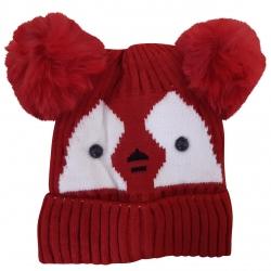 کلاه بافتنی بچگانه  کد 106