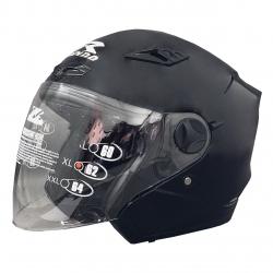 کلاه کاسکت راپیدو مدل shiny_bk_869