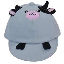 کلاه کپ بچگانه مدل گاو 04