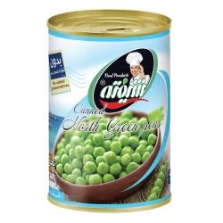 کنسرو نخود سبز شیفته – 370 گرم