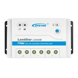 کنترل کننده شارژ خورشیدی ایپی اور مدل LS3024B PWM
